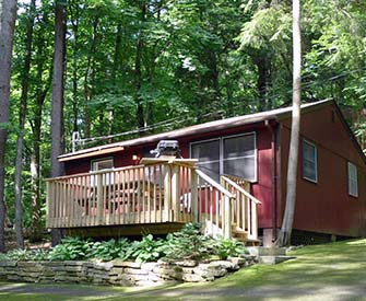 Lakefront Cottages